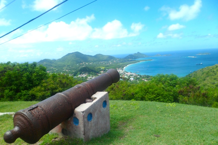 Carriacou fort