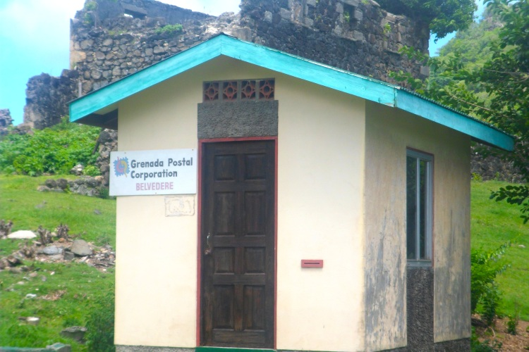 Carriacou post office