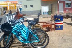 Bikes for hire, Santa Maia