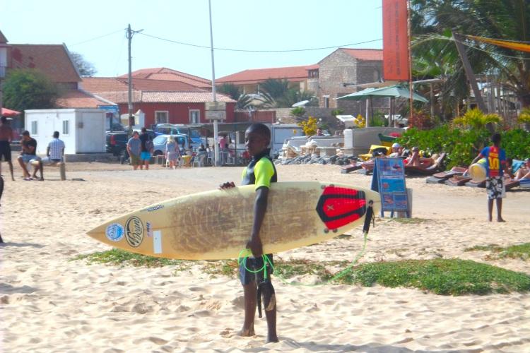 Santa Maria Cape Verde Surfer SAM_2251