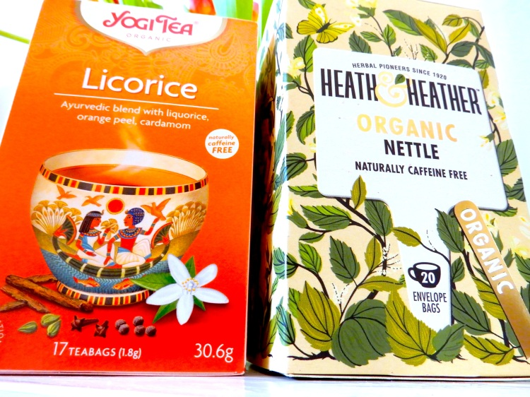 Nettle and Licorice tea Hayfever DSCN5251