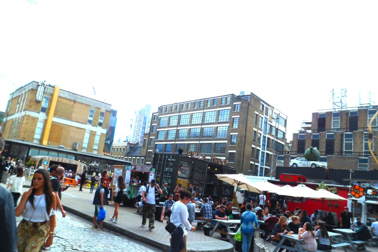 Brick Lane area 1