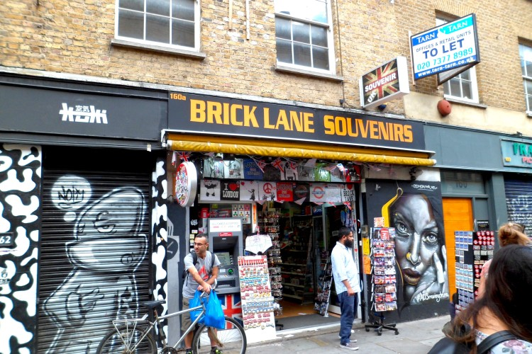 Brick Lane Souvenirs