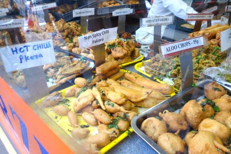 Pakora Brick Lane London