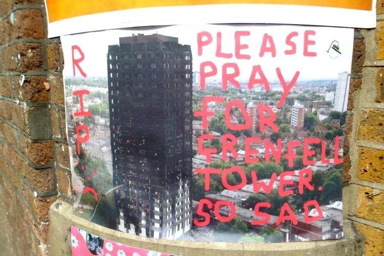 Pray for Grenfell