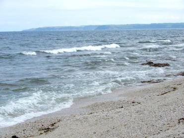 Cornwall Falmouth Gyllyngvase beach area DSCN0264