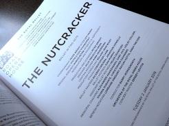 The Nutcracker blog English National Ballet Royal Opera House