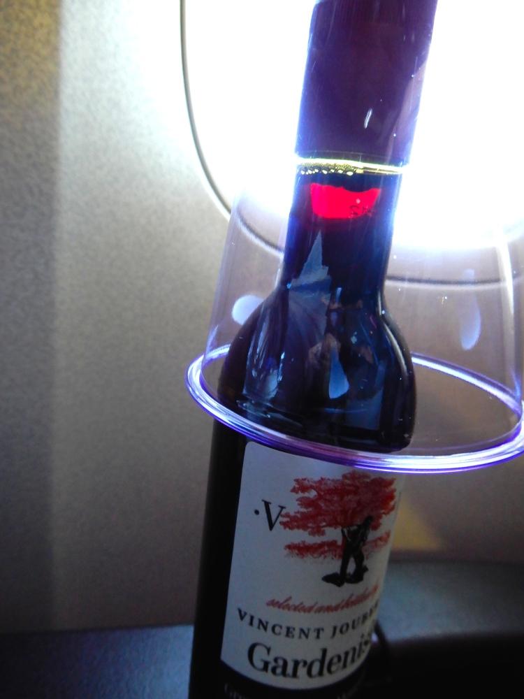 Flight wine drink DSCN1656