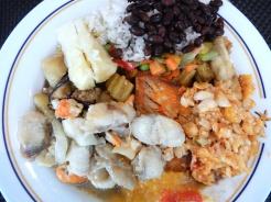 Cuba Varadero Iberostar Bella Vista food DSCN3307