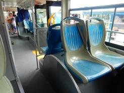Cuba Varadero open top bus DSCN4105