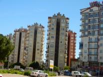 Turkey Antalya Tower blocks DSCN5091