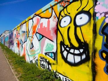 South End On Sea Southend Essex eastern esplanade graffiti street art DSCN5317