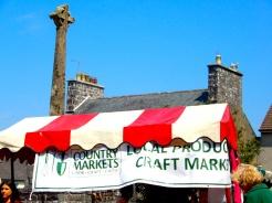 St David_s cathedral city Pembrokeshire Wales UK market DSCN7218