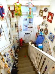 St David_s cathedral city Pembrokeshire Wales UK shop DSCN7210