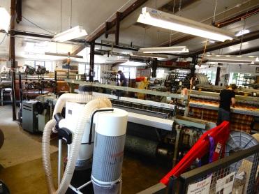 Tregwynt Mill Traditional Welsh Weaving Mill Wales UK DSCN7227
