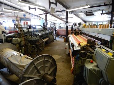 Tregwynt Mill Traditional Welsh Weaving Mill Wales UK DSCN7231