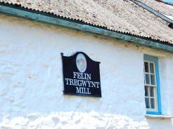 Tregwynt Mill Traditional Welsh Weaving Mill Wales UK DSCN7247