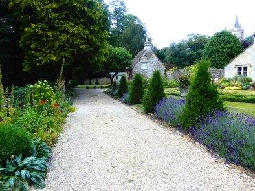 Someone's private garden