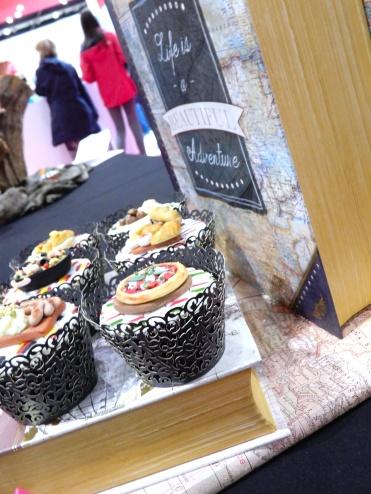 The Cake and Bake Show London art DSCN8049