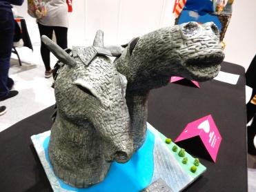 The Cake and Bake Show London art DSCN8069