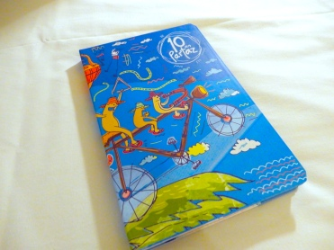 Free gift - story book, journal
